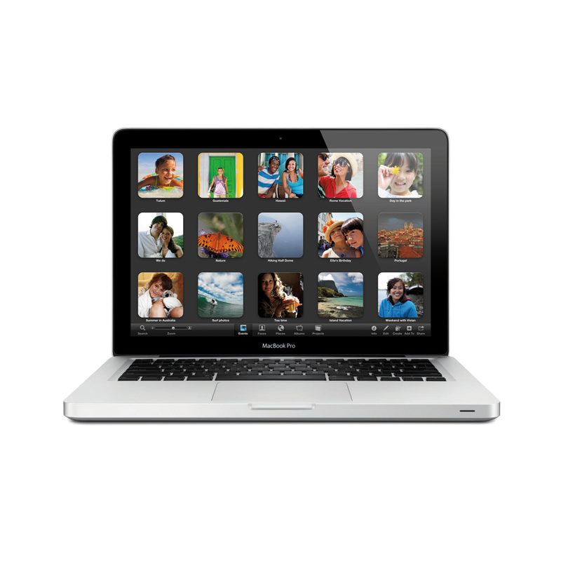 MacBook Pro 13-inch, Intel Core i7 2,9 GHz, 8GB 1600MHz , 1TB HDD 5400-RPM, Alder på produkt: 63 måneder