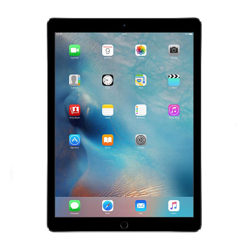 iPad Pro 12.9-inch (Wi-Fi), 32GB, SPACE GRAY, Alder på produkt: 23 måneder
