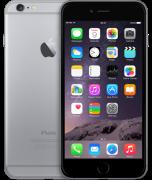 iPhone 6, 16GB, GRAY, Alder på produkt: 23 måneder