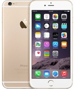 iPhone 6Splus, 128GB, GOLD, Alder på produkt: 7 måneder