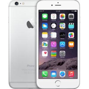 iPhone 6Splus, 64GB, Silver , Alder på produkt: 3 måneder
