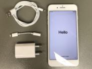 iPhone 8plus, 256GB, Silver , Alder på produkt: 4 måneder, image 2