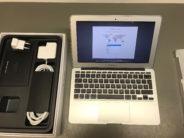 MacBook Air 11-inch, 1.4GHz Intel Dual-Core i5 , 4GB 1600MHz LPDDR3 SDRAM, 256GB Flash Storage, Alder på produkt: 47 måneder, image 2